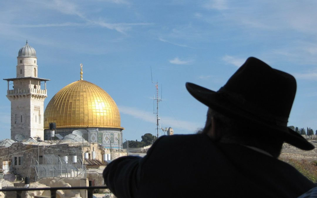 No, Jerusalén no es la verdadera capital de Israel