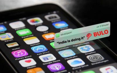 Cuidado con el mensaje de WhatsApp que alerta sobre la descarga del archivo «India is doing it»: ni existe ni hackea tu móvil en 10 segundos